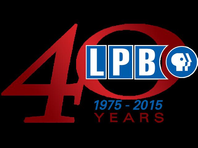 LPB fortieth anniversary logo