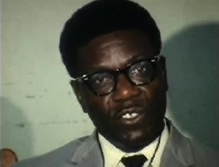 A.Z. Young, the organizer of the Bogalusa Civil Rights March