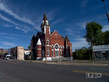 Antioch Baptist Church in Shreveport
