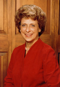 Congresswoman Lindy Boggs