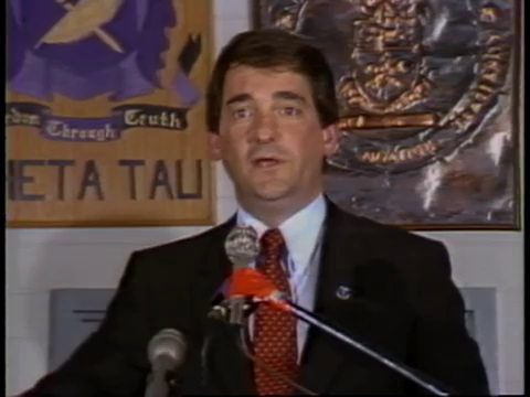 Congressman Billy Tauzin