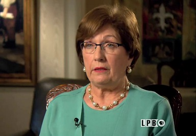 Gov. Kathleen Blanco on her Public Policy Center