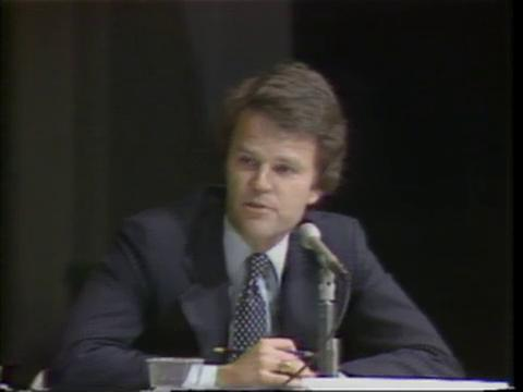 Buddy Roemer at 1980 Congressional Debate