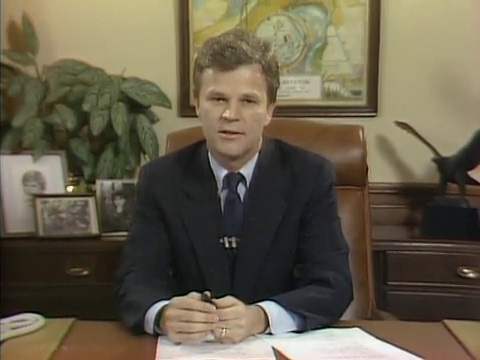 Governor Buddy Roemer's Address to the People in 1988