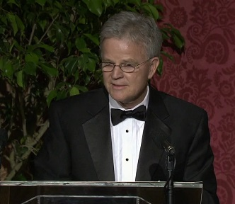 Governor Buddy Roemer at the Louisiana Legends Gala