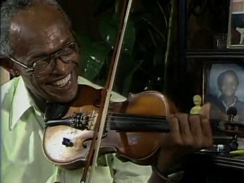 Fiddler Canray Fontenot