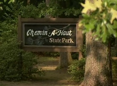 Chemin-A-Haut State Park in Morehouse Parish