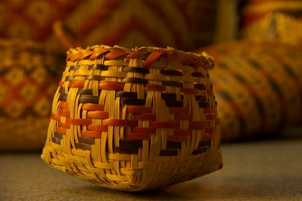 Chitimacha Basketry