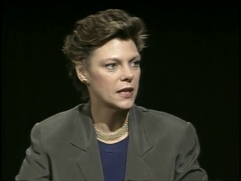 Cokie Roberts on Louisiana Legends
