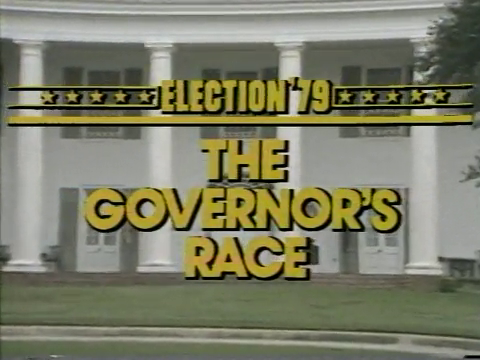 Election '79: The Governor's Race