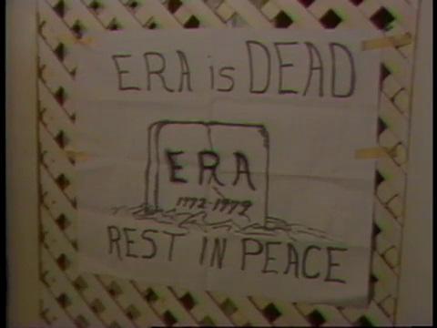 ERA is Dead Sign