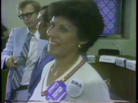 Fran Bussie, ERA proponent