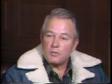 Gov. Edwin Edwards Interview in 1980