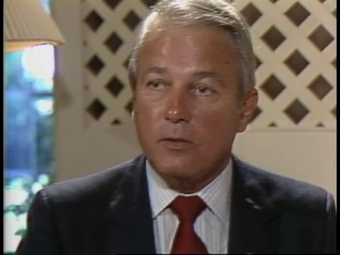 Gov. Edwin Edwards Interview 1982