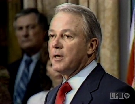 1985 report on the indictment of Gov. Edwin Edwards