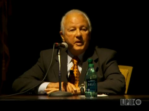 Gov. Edwin Edwards at CABL Governor's Forum