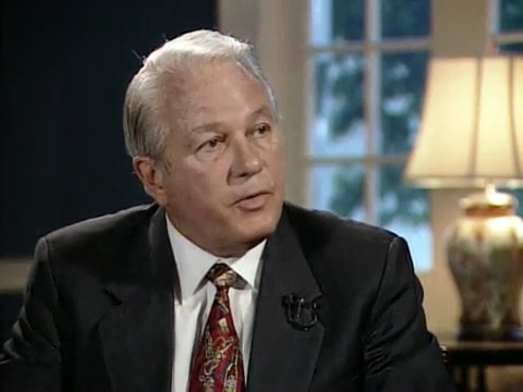Gov. Edwin Edwards Interview on Louisiana Legends