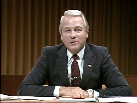 Edwin Edwards at 1983 gubernatorial debate