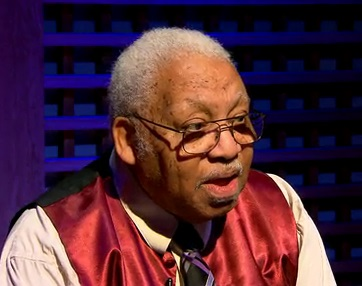 Ellis Marsalis on Louisiana Legends
