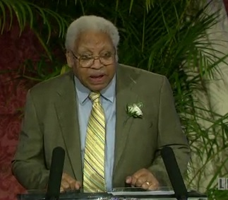 Ellis Marsalis at 2013 Louisiana Legends Gala
