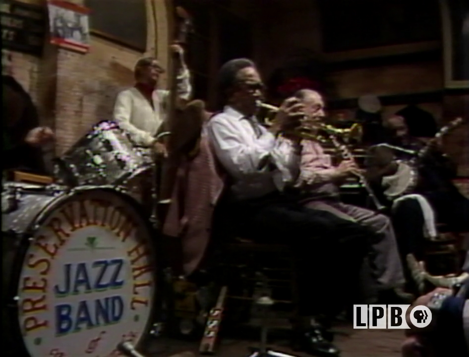 Preservation Hall Jazz Band in New Orleans
