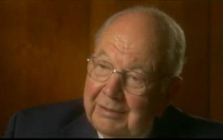 World War II Veteran Frank Walk