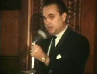 George Wallace's 1968 Presidential Campaign Visit