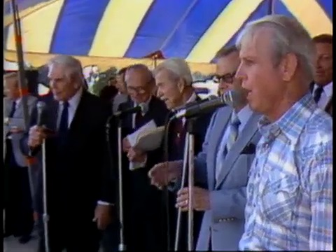 1982 Gospel Singing Day at the Governor's Mansion
