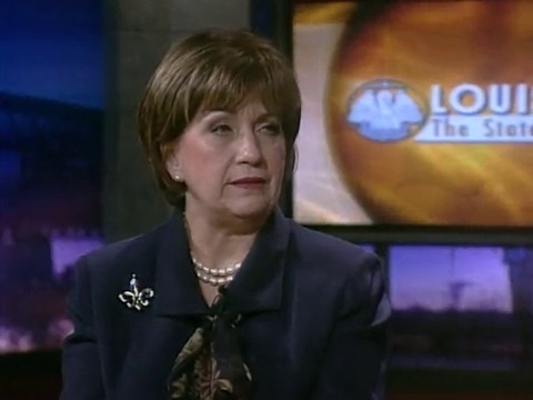 Governor Kathleen Blanco on Louisiana: The State We're In