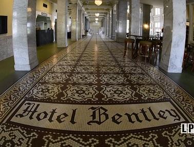 Hotel Bentley in Alexandria