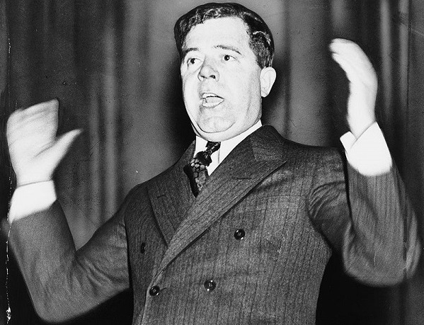 Governor Huey P. Long