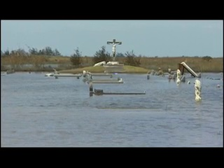 Hurricane Ike Aftermath in Cameron Parish