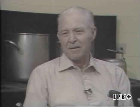 Jack Miller of Jack Miller's BBQ Sauce in Ville Platte