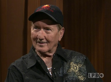 James Burton on Louisiana Legends