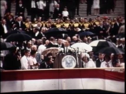 John McKeithen's 1964 Inauguration