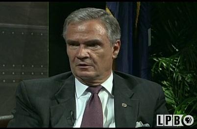 United States Senator John Breaux