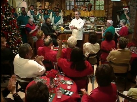 Chef John Folse's Christmas Show, 2002