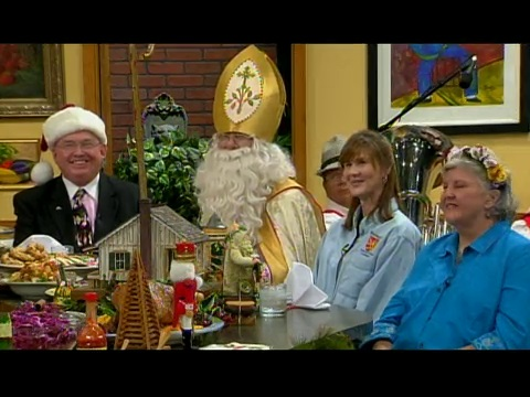 Chef John Folse's German Christmas Show, 2006