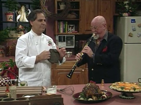 Chef John Folse's Louisiana Christmas, 1995