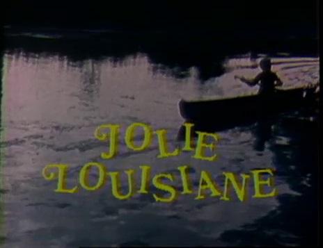 Jolie Louisiane