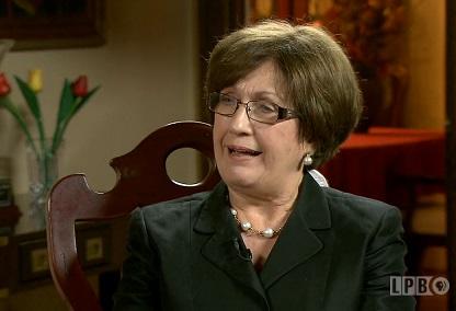 Gov. Kathleen Blanco on Louisiana Legends