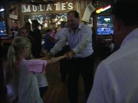 Cajun Dancing at Mulate's