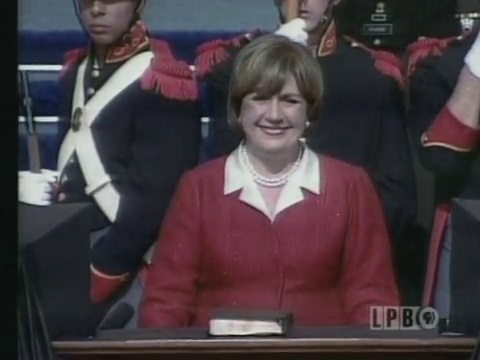 2004 Inauguration of Kathleen Blanco