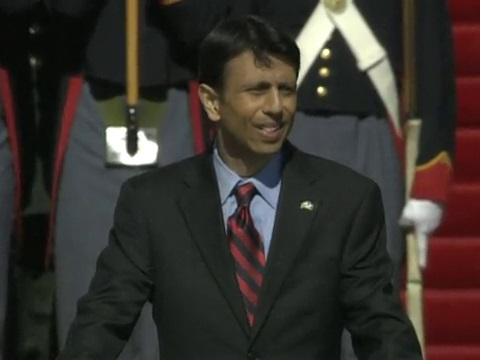 Governor Bobby Jindal's 2008 Inauguration