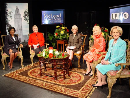 McLeod Lecture Series Panel