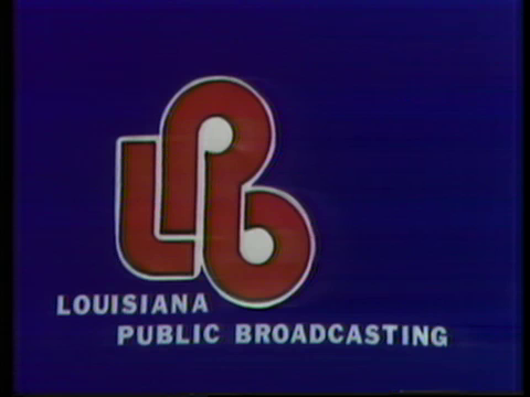 Louisiana Public Broadcasting Logo from the 1970s