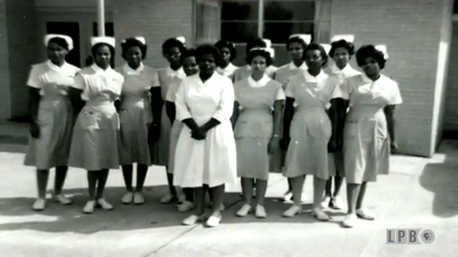 Louisiana's First Black Nurses