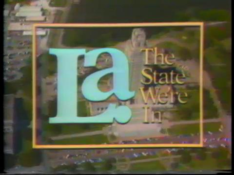 Louisiana: The State We're In Logo