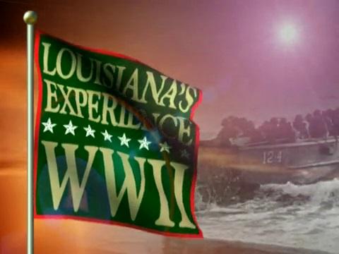 Louisiana's Experience: World War II