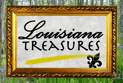 Louisiana Treasures Logo